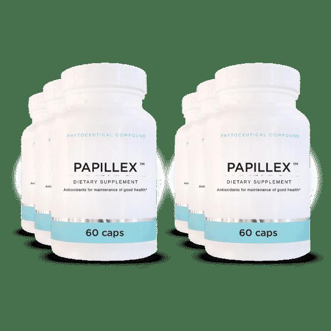 6x Papillex