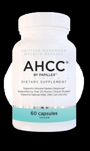 AHCC Bottle
